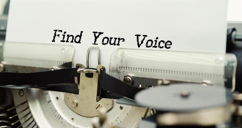 Tono di voce copywriting